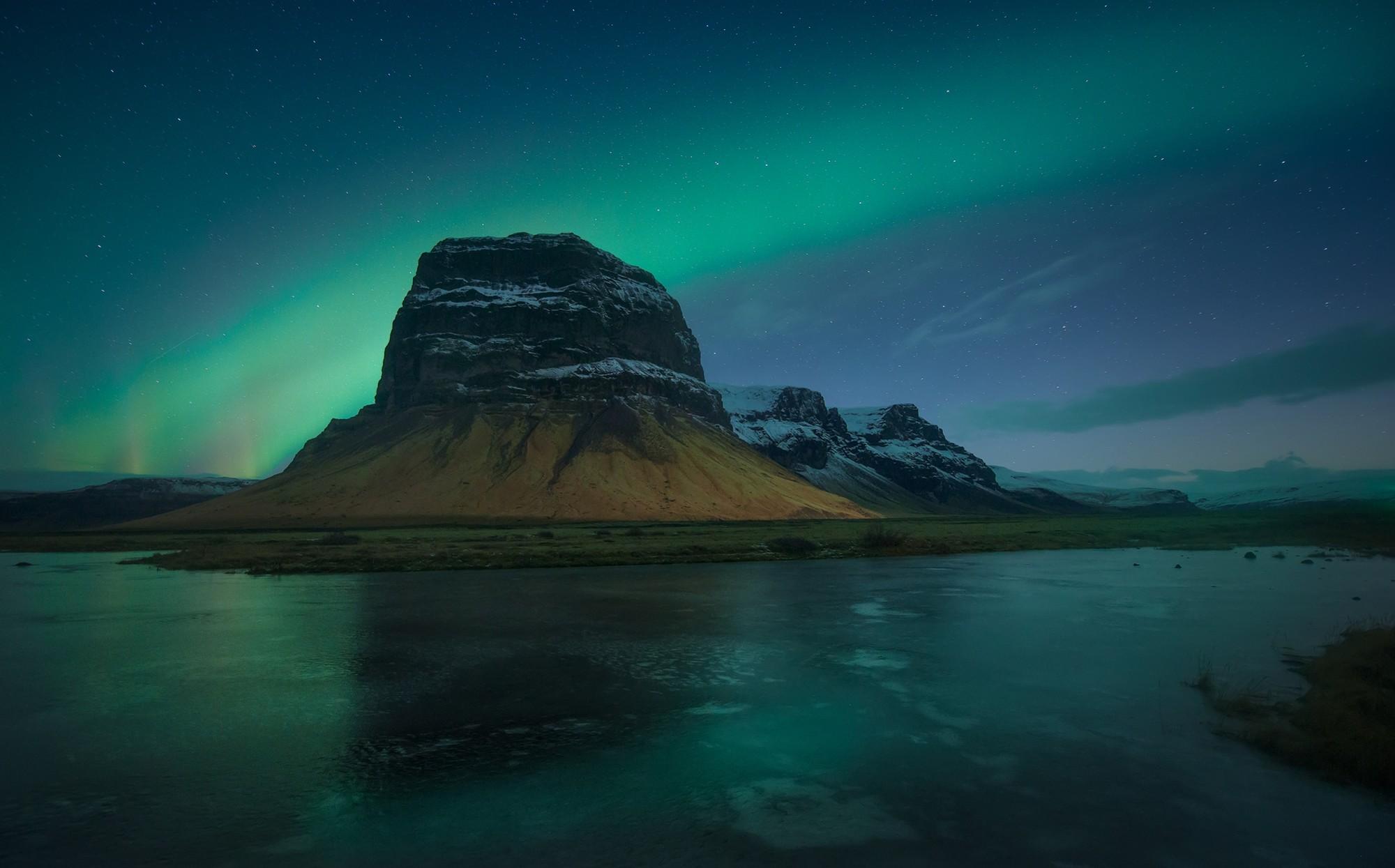 Lomagnupur aurora